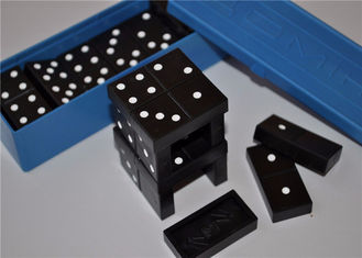 Domino Cheating Tiles With Luminous Marks For Domino Gambling