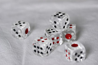 Orientation Dice Cheating Device / Magic Trick Casino Craps Dice